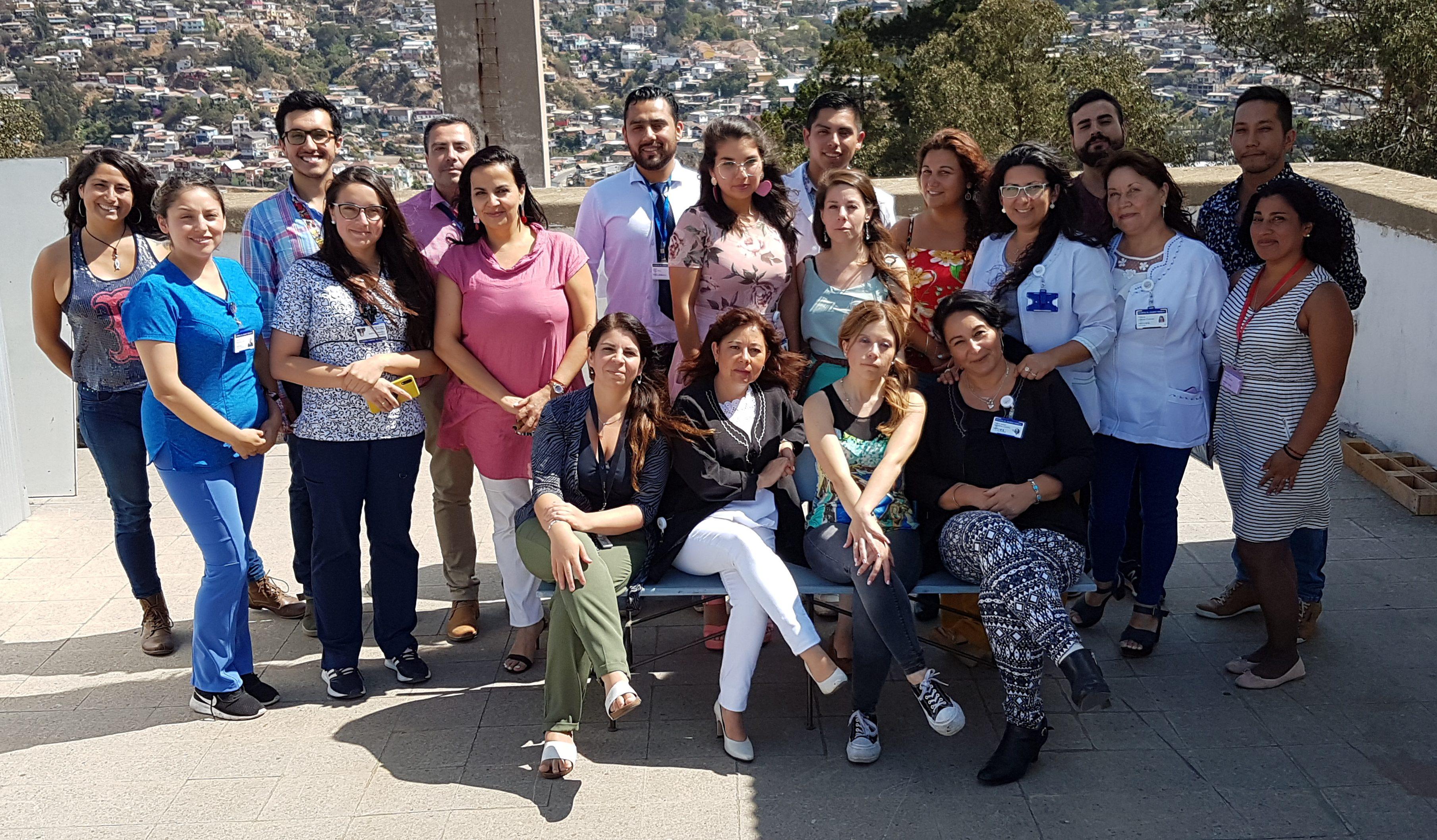 Unidad de Producción Hospitalaria: El nuevo desafío del Hospital Dr. Eduardo Pereira de Valparaíso